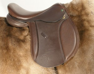 The Native Pony Saddle Company Mountain & Moorland. By Saddle Exchange Saddling Solutions, Deeper seat, Native Pony Panel