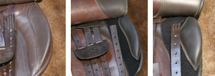 Native Pony Saddle Sections