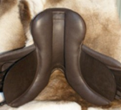 Native Pony Saddle Underside