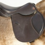 Comfort Pro Pony Jump Saddle by Saddle Exchange Saddling Solutions